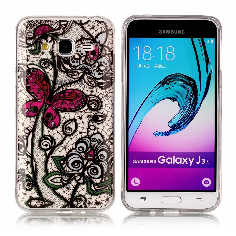 Pretty Cheap Best Thin Soft Ultra TPU Silicone Etui Carcasa Case Fundas Cover For Sansung Samsun Galaxy J3 2016