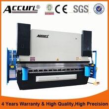 CNC press brake price DA69T stainless steel sheet plate press brake bending machine
