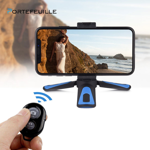 Selfie 스틱 블루투스 원격 제어 삼각대 xiaomi 화웨이 아이폰 x xs 최대 xr 8 플러스 7 전화 monopod perche 스마트 폰
