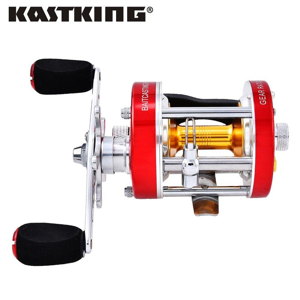 KastKing 2017 New Rover Left Right Hand Metal Body Cast Drum Wheel Super Light Big Game Sea Fishing Baitcasting Reel
