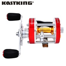 KastKing 2017 New Rover Left Right Hand Metal Body Cast Drum Wheel Super Light Big Game Sea Fishing Baitcasting Reel
