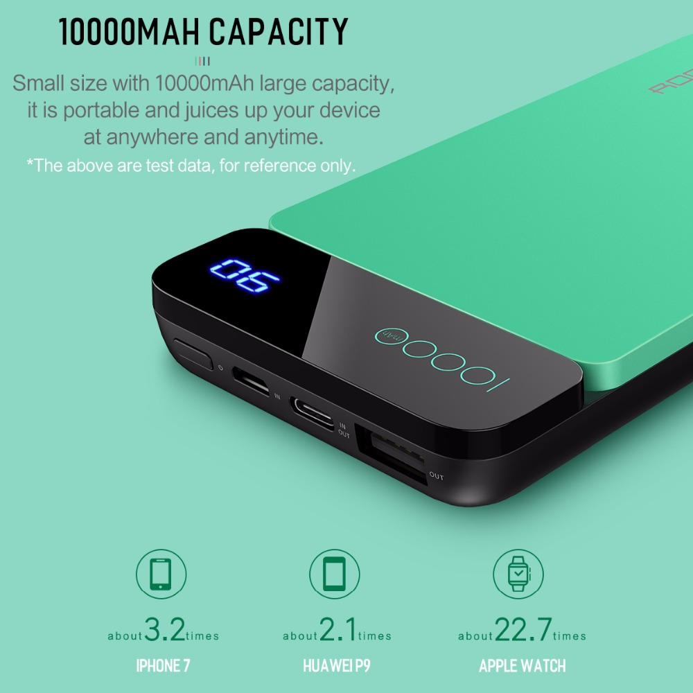 Rock p38 Power Bank