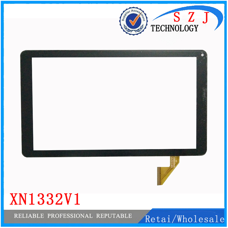 New 10.1'' inch Touch Screen Touch Panel Tablet PC protection case Touch Panel digitizer XN1332V1 Free shipping 10pcs free shipping 10pcs 100% new st72f621l41