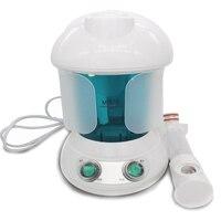 Rotary Steam Ozone Face Steam Face Sprayer Evaporator Beauty Instrument Skin Care Instrument Machine Whitening 220V
