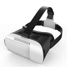 For Google Cardboard VR BOX Version VR Virtual Reality 3D Glasses Headset for Iphone 6 6s 7 Plus Samsung S6 S7 Edge SmartPhone