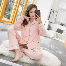 Breastfeeding Clothes For Pregnant Women 2019 Autumn Nursing Pajamas Casual Clothing Set Long Sleeve Maternity Sleepwear