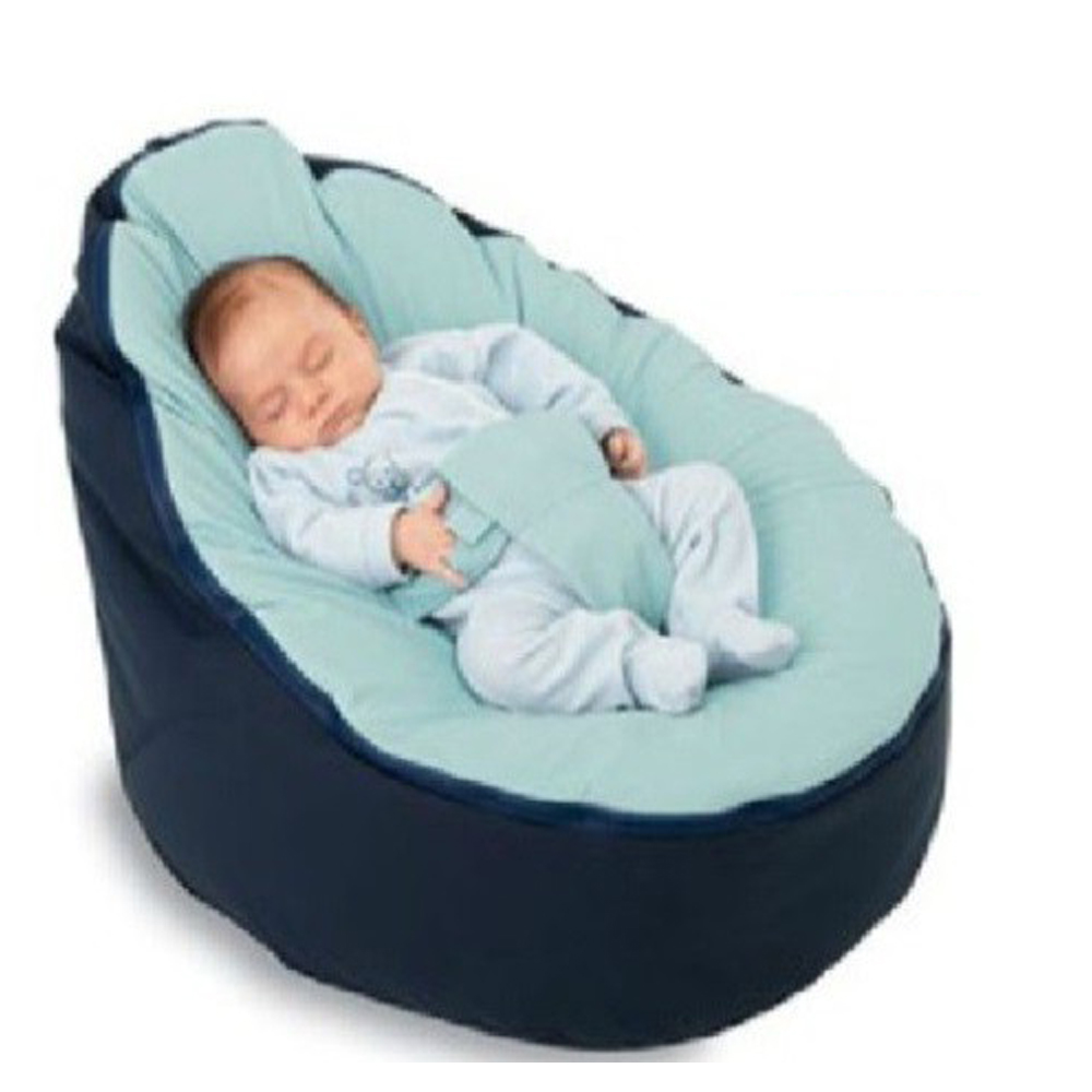 Furniture ...  ... 32792602869 ... 3 ... Levmoon Medium  Bean Bag Chair Kids Bed For Sleeping Portable Folding  Child Seat Sofa Zac Without The Filler ...