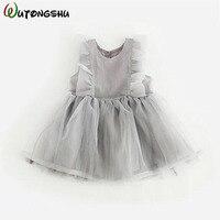 Pink Princess Dress For 0 5T Girl Children Summer Clothes Baby Girl Dresses Girls Flower Dress