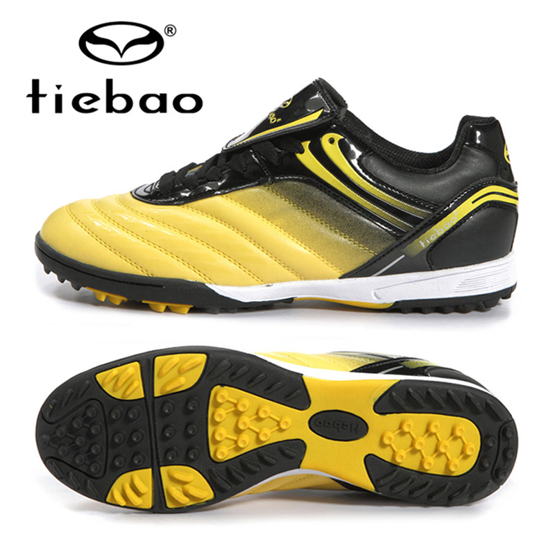 TIEBAO Professional Futsal Soccer Shoes Outdoor Sport Men Women Soccer  Football Shoes TF Turf Brand Sneakers 208389c06d