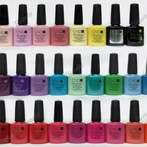 CND shellac Gel nail Polish Lo