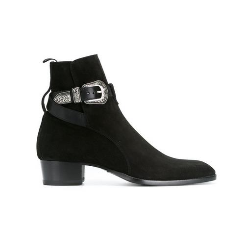 Male Black Boots Promotion-Shop for Promotional Male Black Boots ...