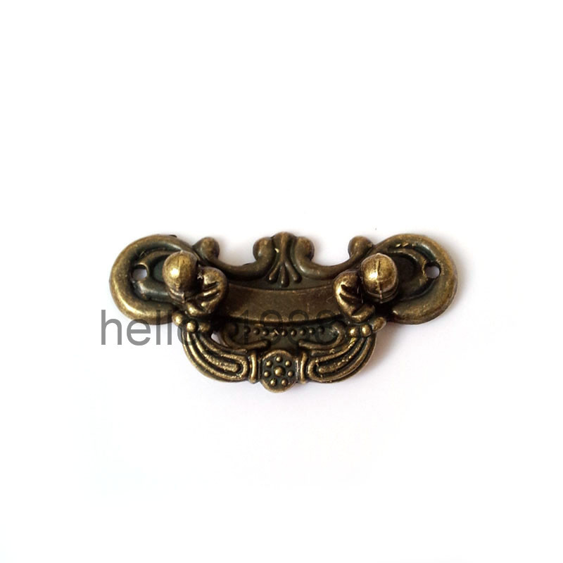 Online Shop 60mm Antique Drawer Pull Jewelry Box Handle Little Box