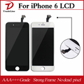 10 pçs/lote substituição display lcd iphone 6 tela lcd atacado para o iphone 6 4,7 polegadas lcd digitador assembléia
