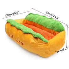 Cotton Warm Pet's Bed