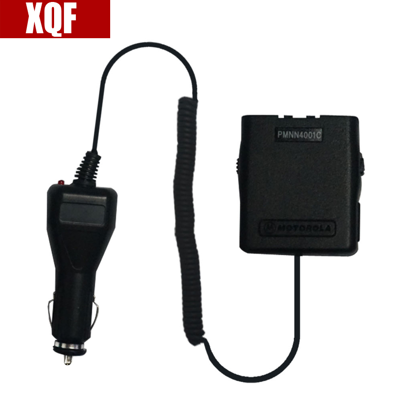 XQF Car Radio Battery Eliminator Adaptor For Motorola GP68 GP63 GP688 Walkie Talkie Cb Radio Battery Eliminator