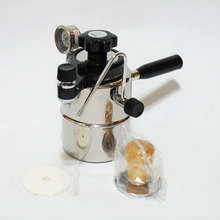 Эспрессо капучино CX-25P Bellman плита-топ модель двойной клапан системы из нержавеющей стали с манометром CX-25S Пароварка для молока