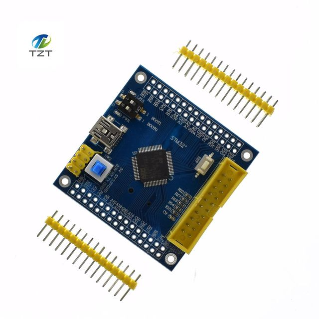 US $7 2  STM32F103R8T6 ARM STM32 Minimum System Development Board Module  For arduino Minimum System Board STM32F103C8T6 upgrade version-in  Integrated