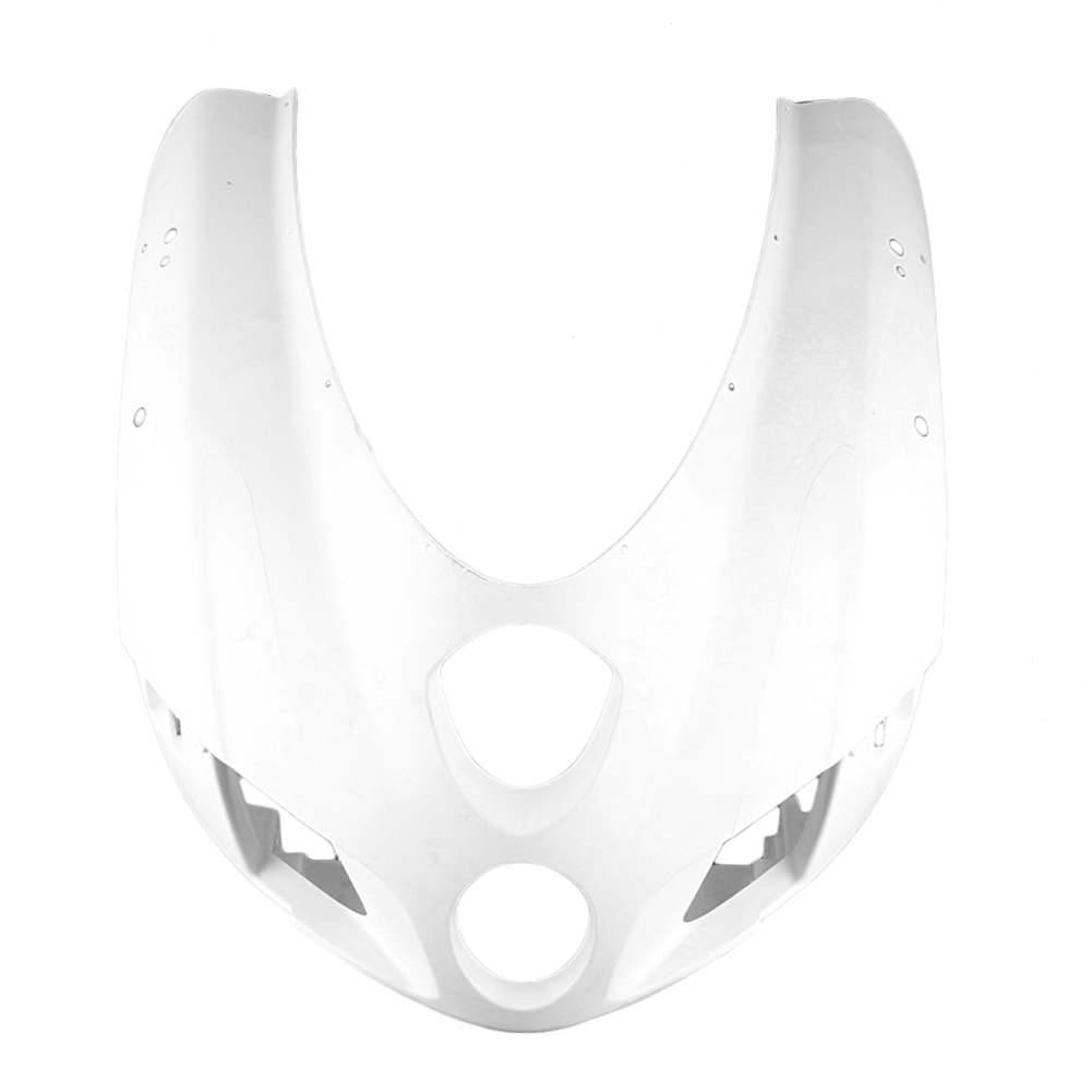 For DUCATI 999 749 Upper Front Nose Fairing Cowl 2005 2006 Motorbike Part Accessories Injection Mold ABS Plastic Unpainted White mouse component plastic injection mold cnc machining household appliance mold ome mold