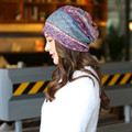 autumn and winter beanies cap solid colors skullies hip-hop stocking hat for women men bonnet