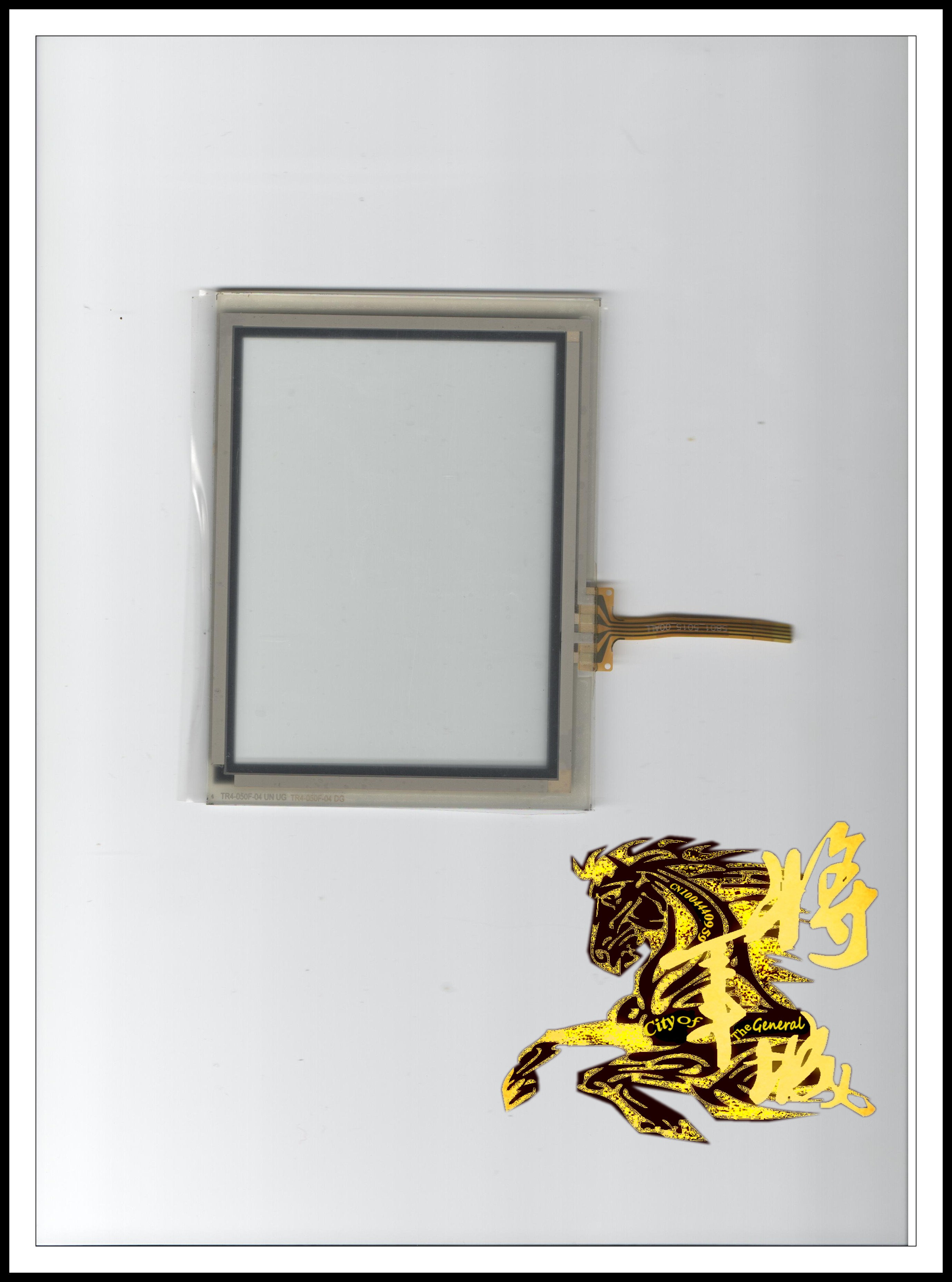 GENCTY For 5-inch four-wire resistive touch screen 127 * 95mm W-Y