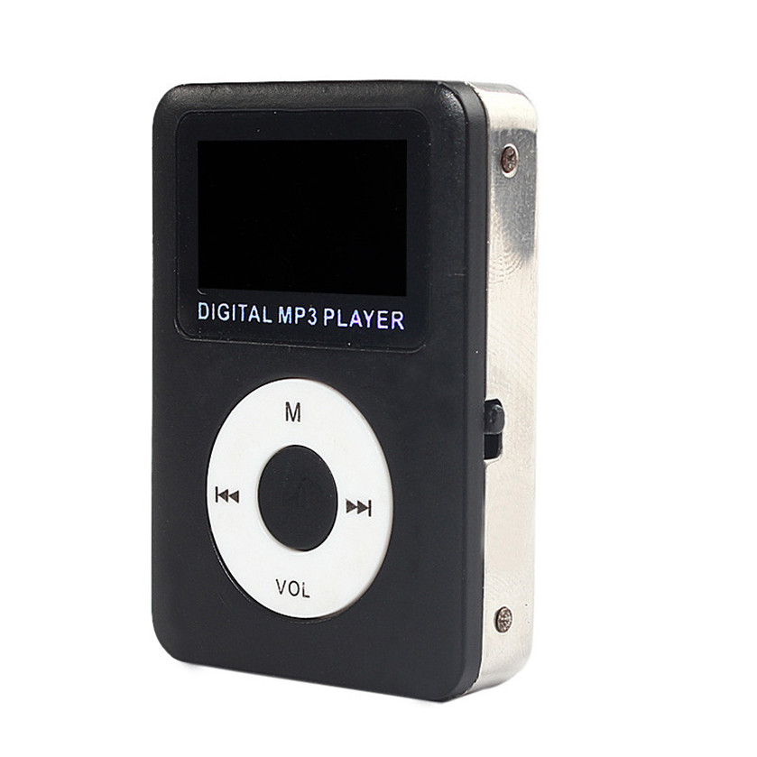 best price usb digital mp3 player lcd screen support 32gb. Black Bedroom Furniture Sets. Home Design Ideas