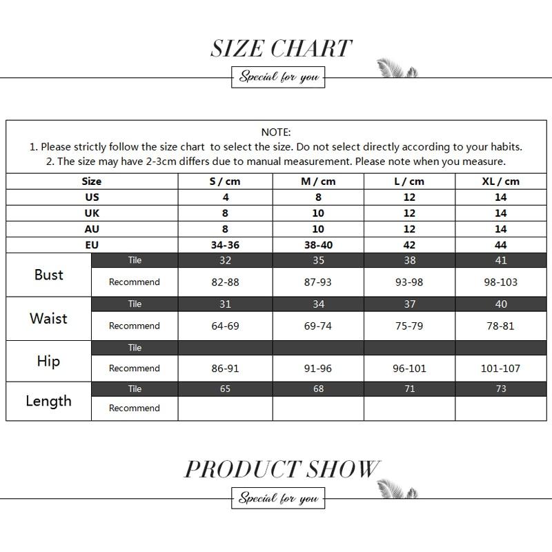 Leopard print one piece swimsuit size chart