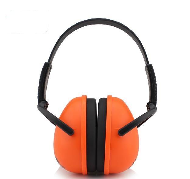 Foldable Noise noise reduction ear protection earmuffs sleep study mute the headphones sound industrial plants papr reduction