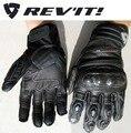 Bordillo revit guantes de carreras de motos de cuero hombre equipo motociclista moto moto motocross guantes guantes de carbono
