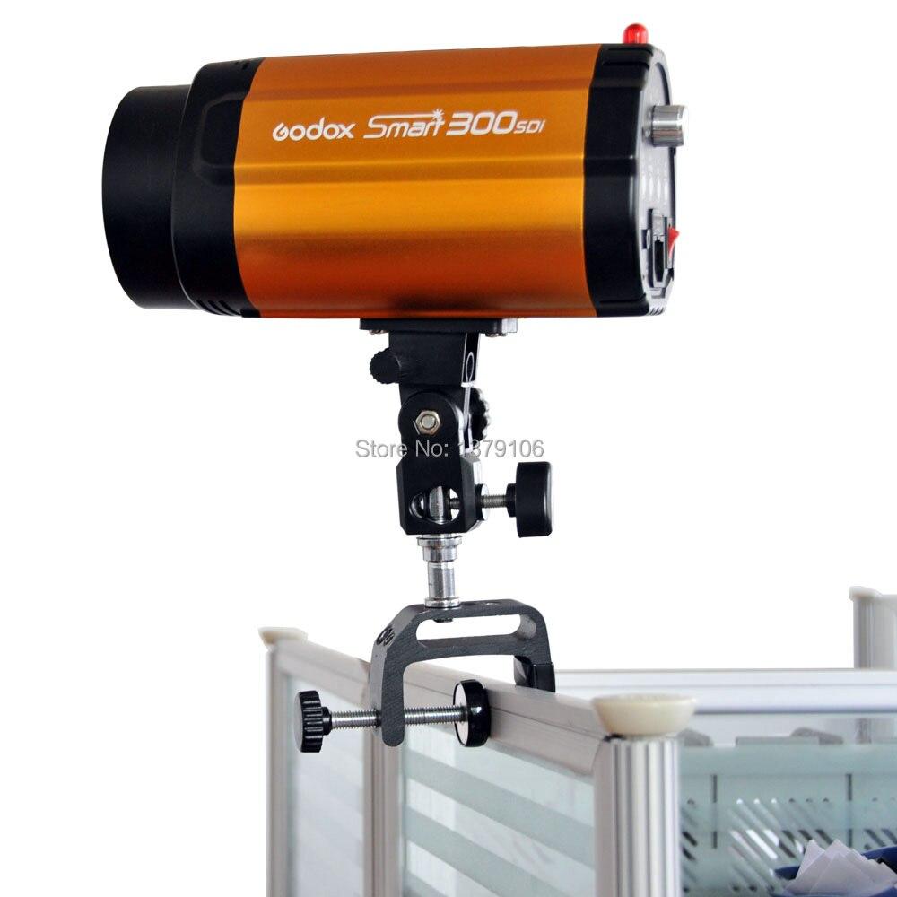 Godox Q-type Multifunctional Clamp Clip for Camera Flash Speedlite Photo Studio Accessories PB960 Battery Pack