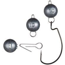 têtes plombées AliExpress articulées pour la pêche
