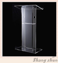 Acrylic Podium Church Pulpit  Perspex Church Podium Pulpit Clear Acrylic Lectern