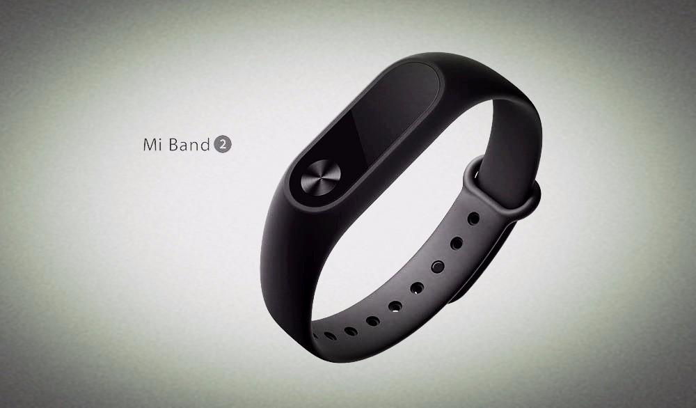 Original Xiaomi Mi Band 2 Smart Bracelet Wristband Fitness Tracker Android Bracelet Smartband with Heart rate Monitor 1