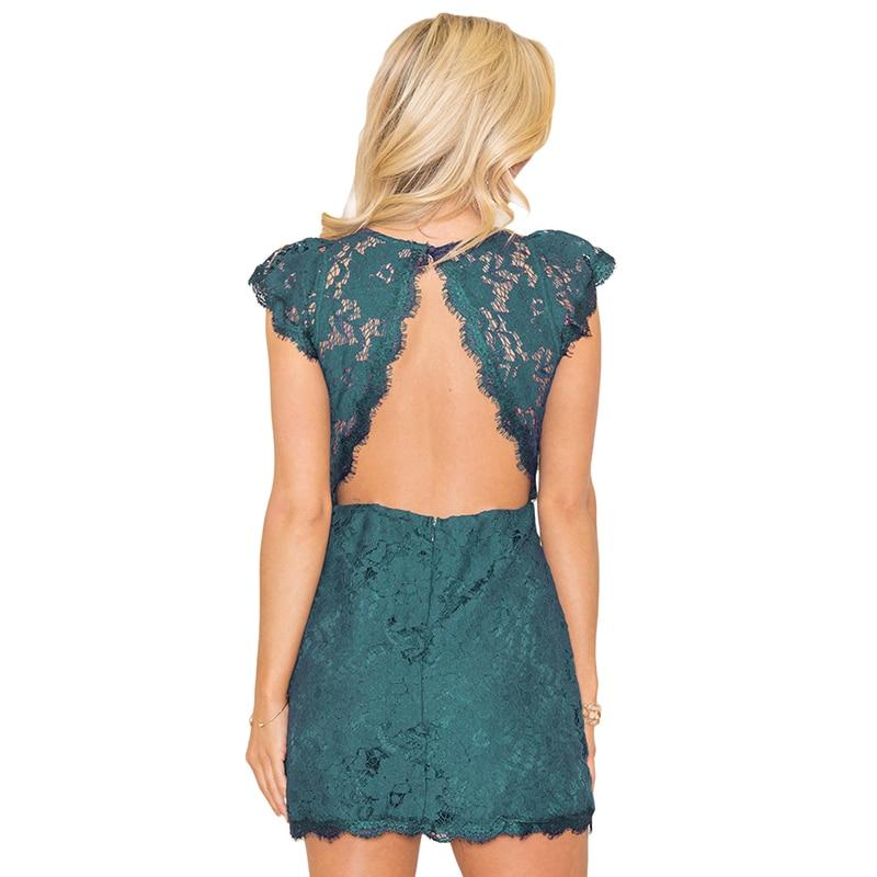 dress women sumer lace (5)