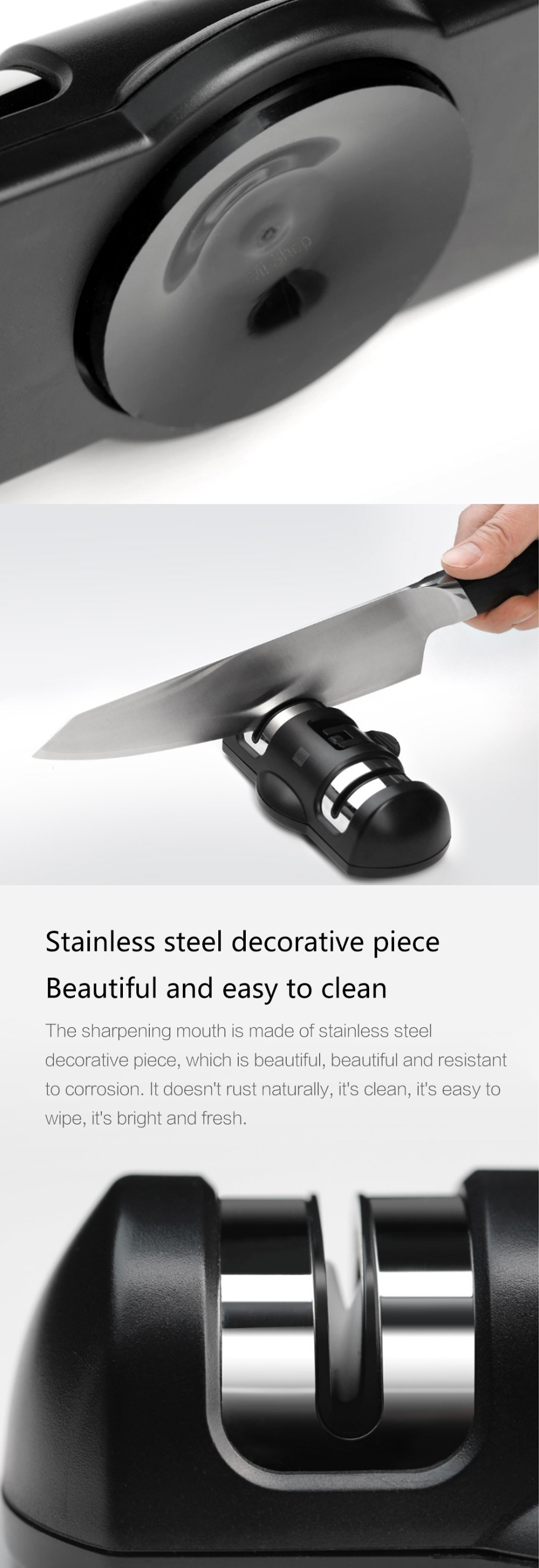 Xiaomi Mijia Huohou Knife Sharpener1310