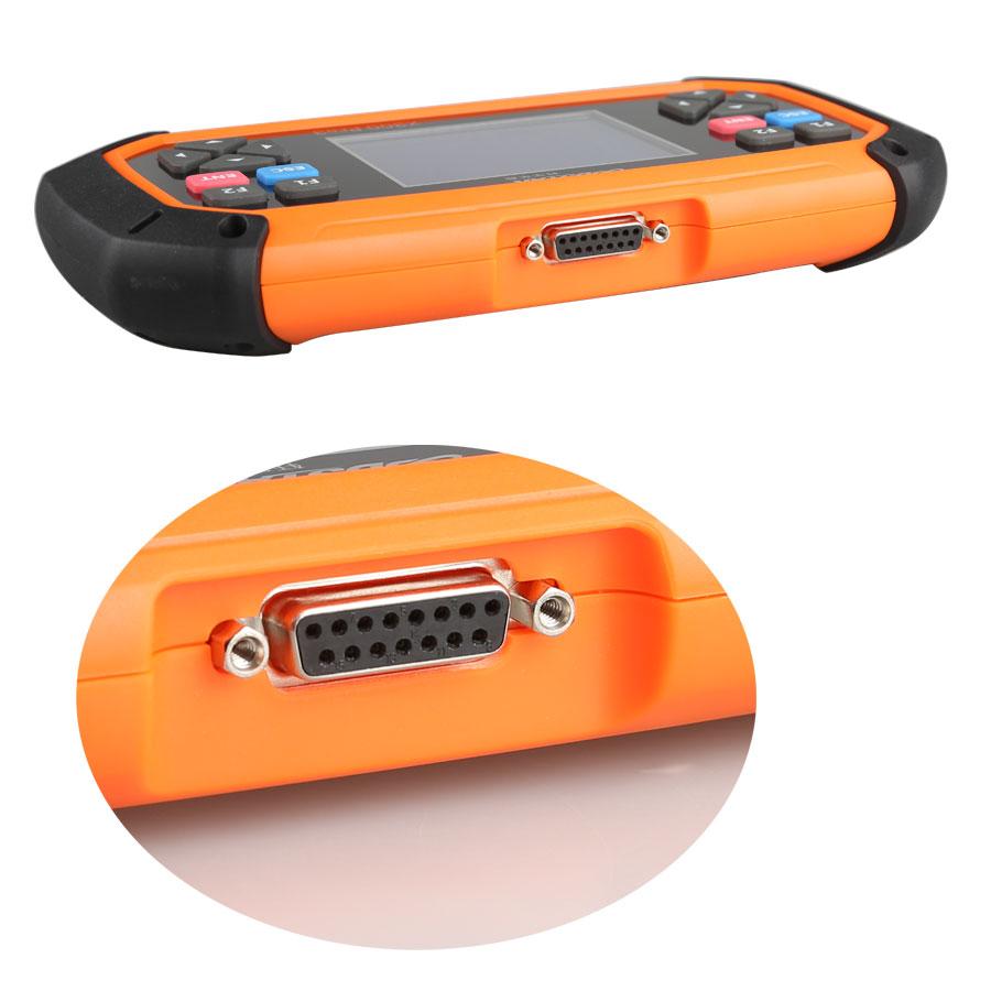 OBDSTAR X300 PRO3 Schlüssel Master mit Wegfahrsperre + Kilometerzähler Einstellung + EEPROM/PIC + OBDII Auto Schlüssel Programmierer Suport g/H Chip Schlüssel Verloren