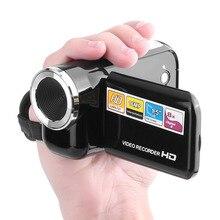 DV180 Camera Black 16MP Mini Video Camera With 1.5″ TFT Screen 8X Digital Zoom High Speed USB 2.0 Digital Recorder