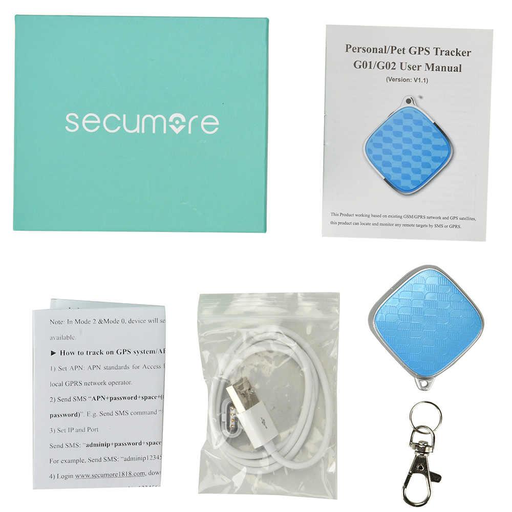 Espiao Micro MiNi GSM GPS Locator Tracker Keychain GSM Rastreador Tracking  Deice For Kids Elders Pets Real Time Alarm APP Track
