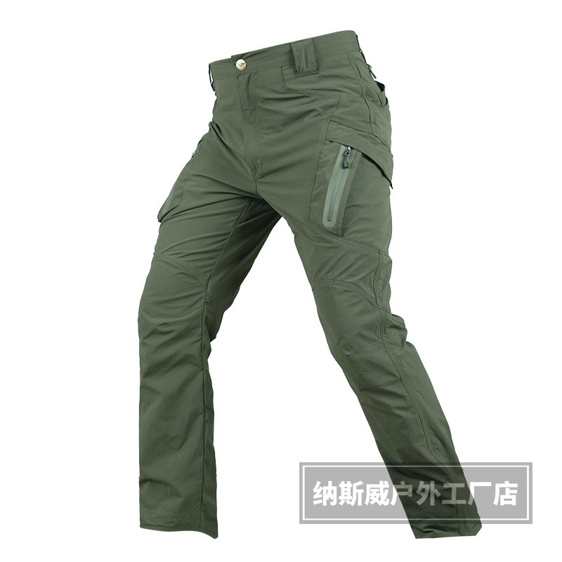 Men Winter Waterproof Hunting Tactical SharkSkin Softshell Military Pant Outdoor Trousers Army Hiking Camping pantalon de chasse