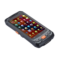 7 android 4 4.7 Inch Android 5.1 2D Barcode Handheld Terminal (3)