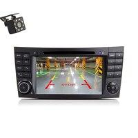 2 din Car Radio GPS Navigation DVD Player FM AUX for Mercedes Benz W211 W463 CLS W219 Autoradio for CLK W209 GPS Navi