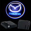 2X LED Car Door Light Projector Laser Ghost Shadow Logo light FOR Mazda 3 2 6 cx5 cx-5 8 Atenza