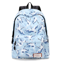 Backpack for Teenage Girls Children Waterproof Schoolbag 2019 Brand Back Pack Classic Style for Student Sac A Dos Female Bagpack fashion genuine leather backpack women 2019 sac a dos schoolbag for teenage girls waterproof bag travel purse female brand