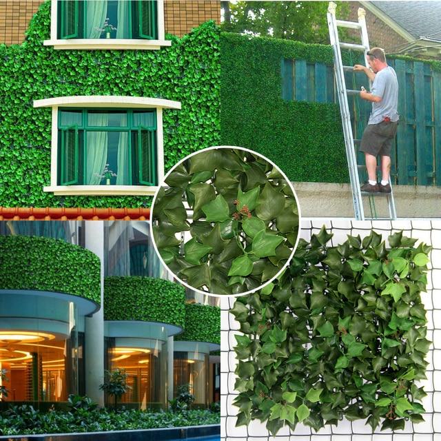Aliexpress Com Buy Uland Outdoor Artificial Ivy Hedges