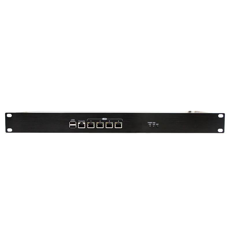 US $144 55 |Cheap OEM 4 Ethernet ports Barebone Linux Router Ultra Low  Power Desktop 12V Industrial Firewall Ubuntu X86 Fanless Mini PC-in Mini PC
