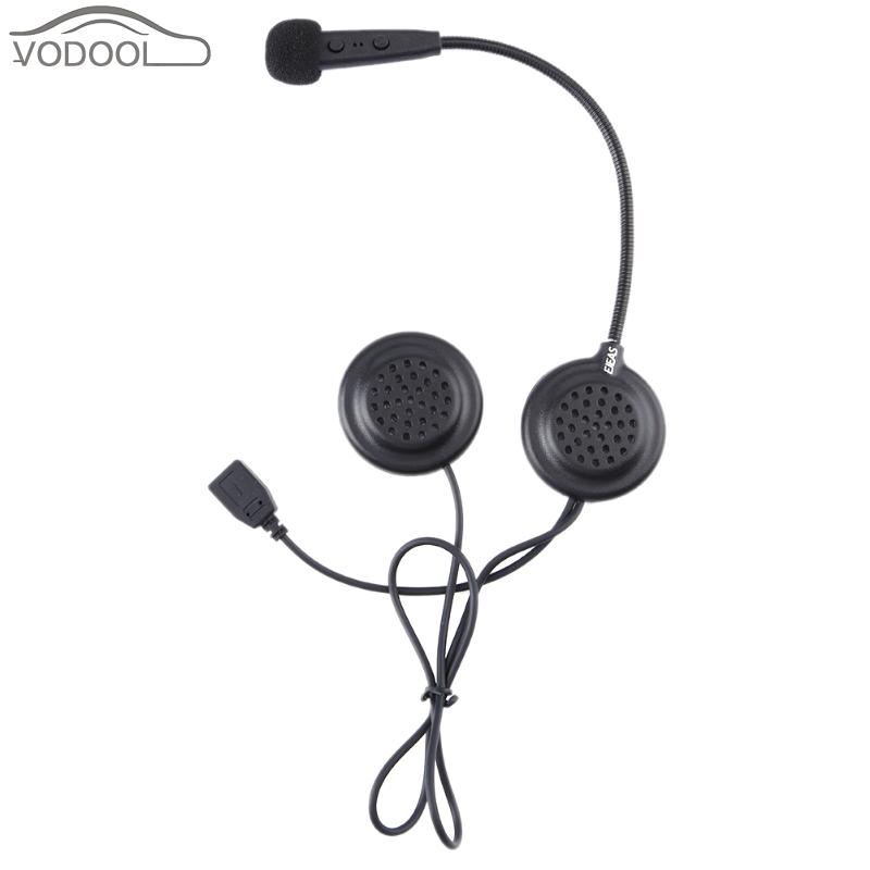 Full Duplex Motorcycle Helmet Mount 200m Wireless Intercom Interphone Intercomunicador Bluetooth Para Motocicleta Moto Interfone