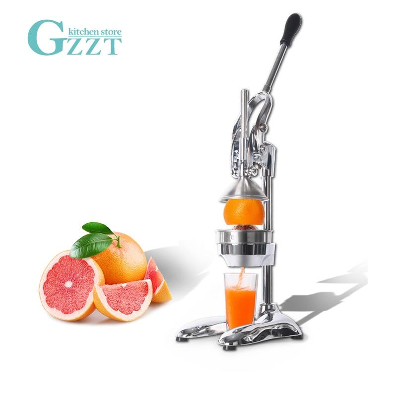 Presse-agrumes manuel citron agrumes Orange presse-agrumes fruits légumes outils en alliage d'aluminium matériel presse à main presse-agrumes maison commerciale