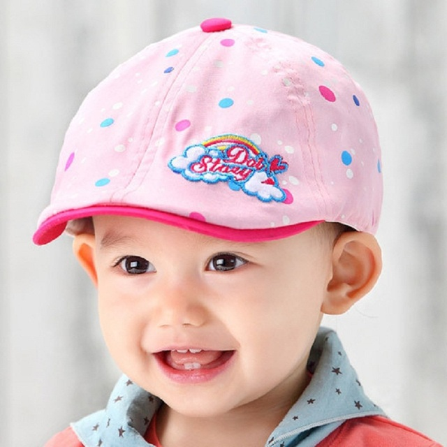 1Set Free Shipping Spring Child Beret Caps Newborn Baby Boy Cap Cute Hat  Baby Girl Boy Toddler Cotton Beret Hats 8 Colors C781 d54600c20a7f
