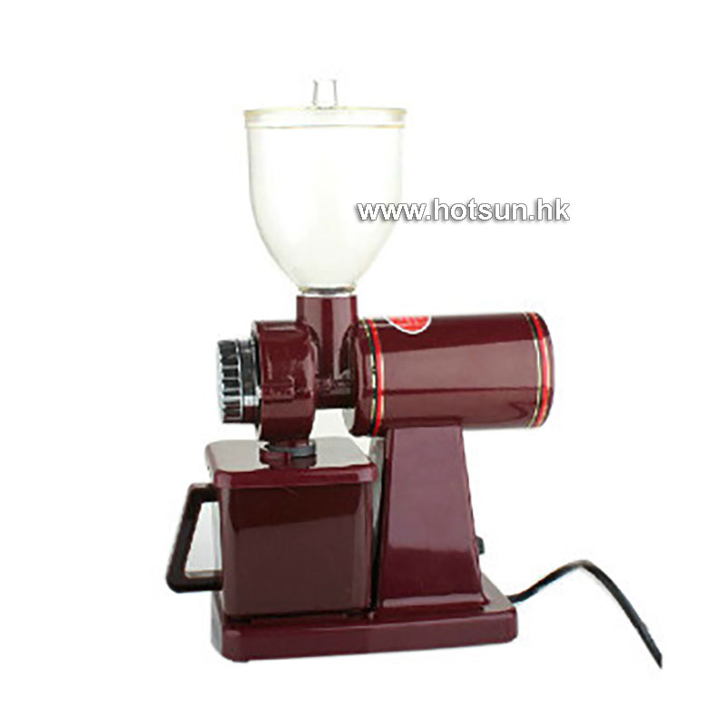 Free Shipping Home Electric Conical Burr Mill Espresso Coffee Bean Grinder Coarse Fine Grinding Machine automatic home electrical coffee grinder electro dosing on demand conical espresso grinder cafe grinder 220v 130w 1pc