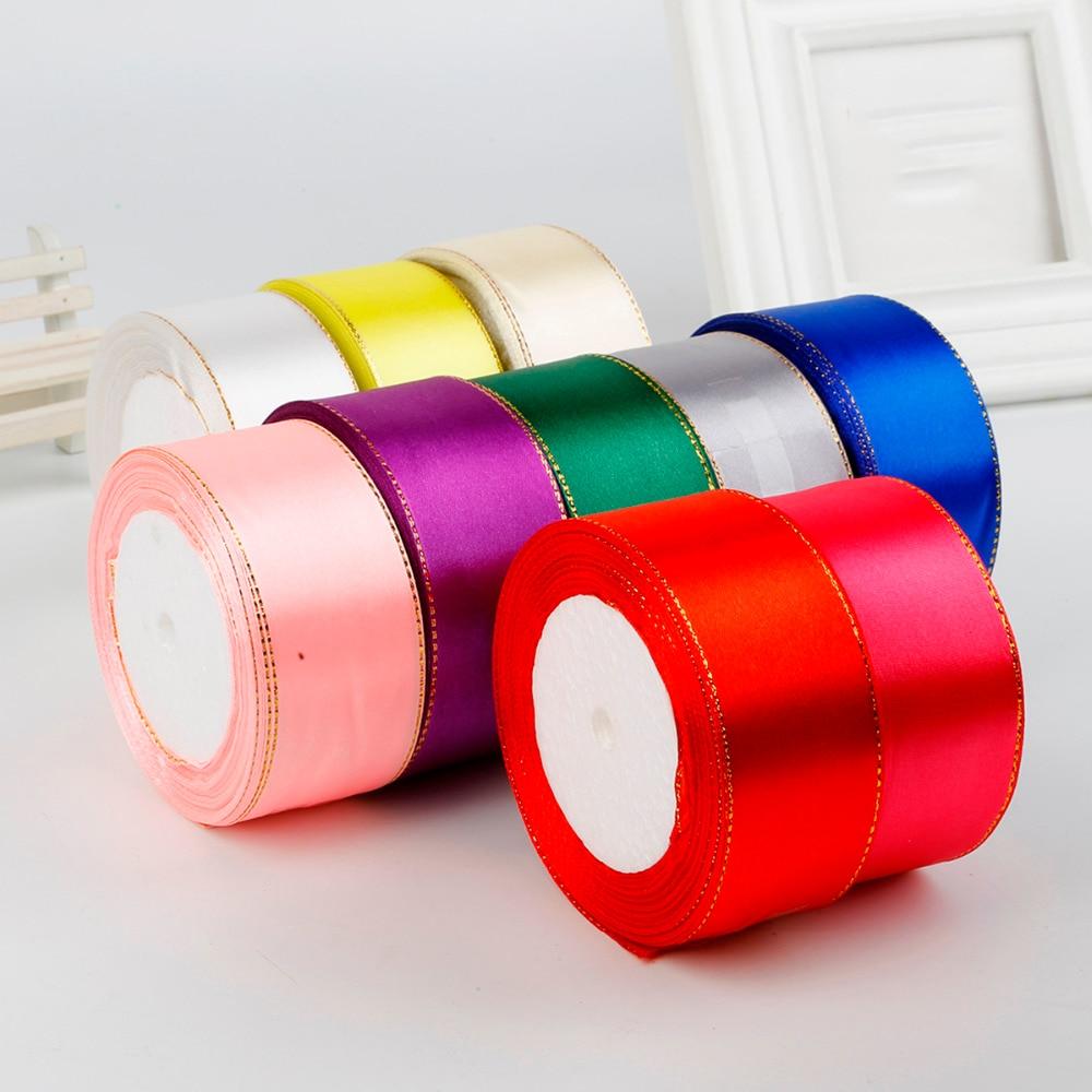 aliexpress com   buy 38mm satin ribbon 25 meters  roll arts