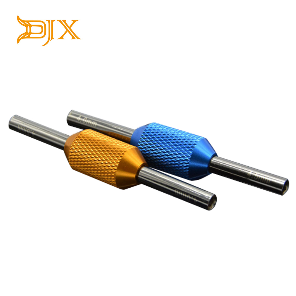 DJX 2 in 1 4.0mm/4.5mm Hex Wrenches Socket Sleeve Nut for RC Cars Model Airplanes Tools Kits image